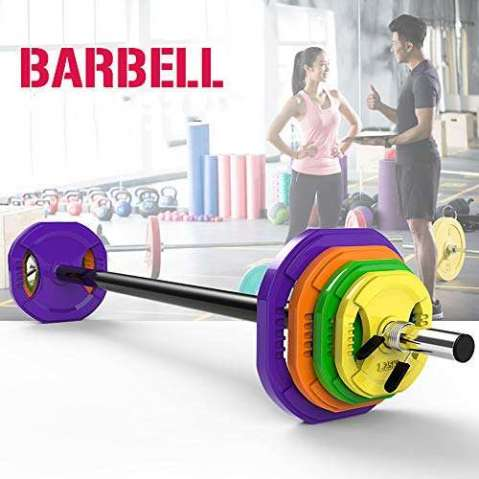 BARRA PESO 40 KG KIT BODY PUMP