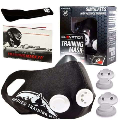 Elevation Training Mask 2.0 Máscara De Entrenamiento