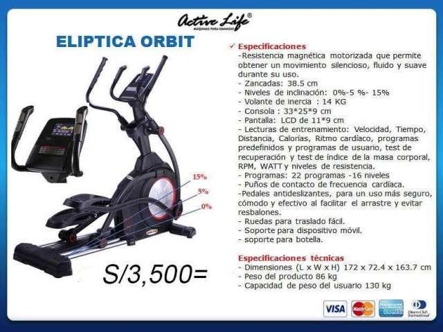 Eliptica Orbit