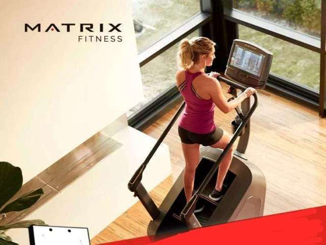MATRIX FITNESS CLIMBMILL C50-XR