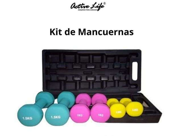 Kit de Mancuernas