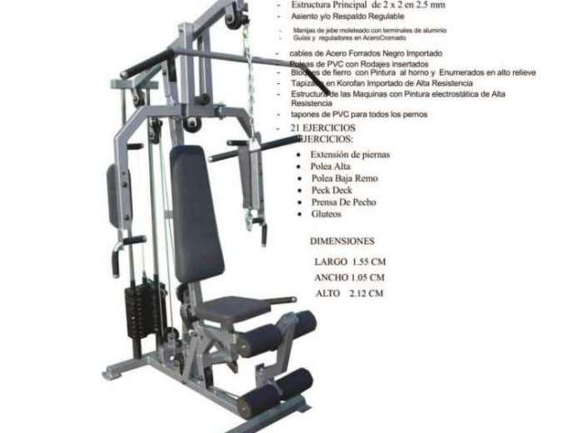 Multifunsional Trainer I