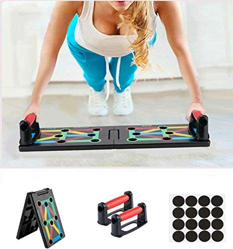 Push Up BoardBarra Para Planchas Flexiones
