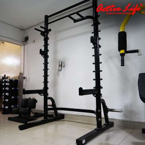 Squat Rack - Rack múltiple modelo 300