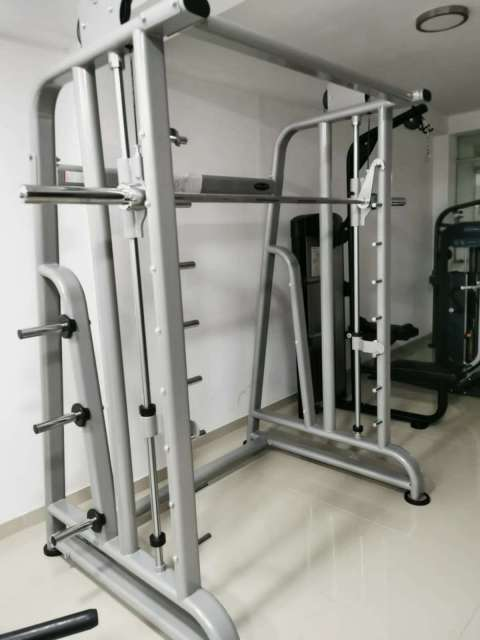SMITH MACHINE PREMIUN 10