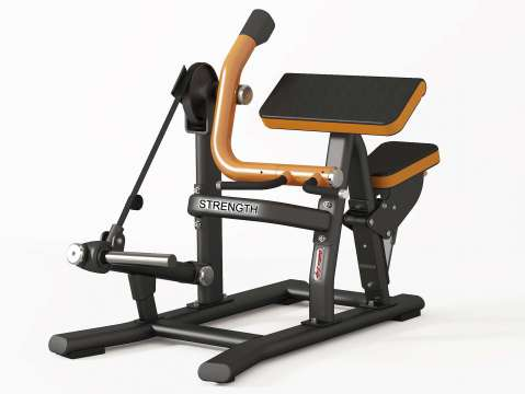 TOP - STRENGTH - BICEPS CURL PRO 18